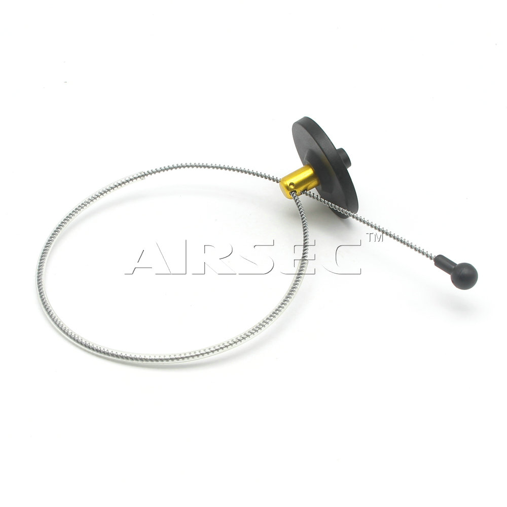 MT266 Round Milk Cable Tag