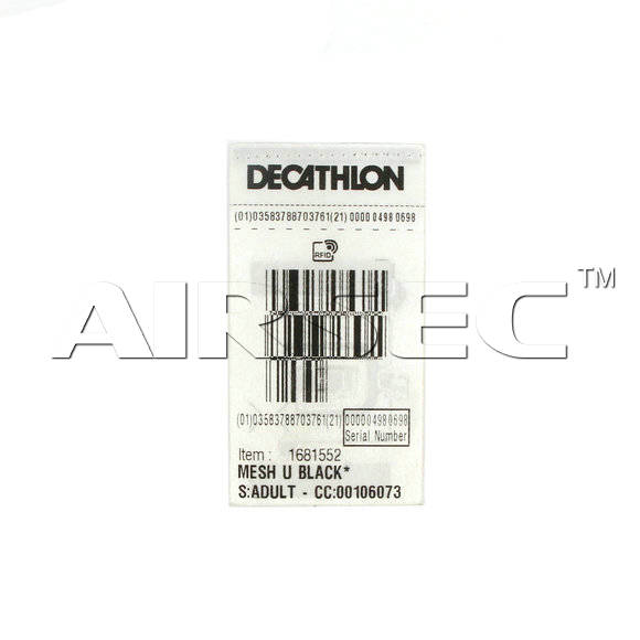 RFID Woven Label